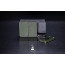 Save Boro Tank Box - Black with Green doors - SVT