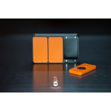 Save Boro Tank Box - Black with Orange doors - SVT