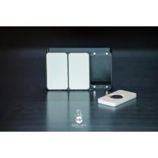 Save Boro Tank Box - Black with White doors - SVT