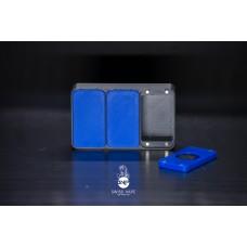 Save Boro Tank Box - Grey with Blue doors - SVT