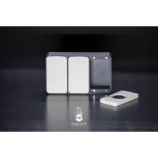 Save Boro Tank Box - Grey with White doors - SVT