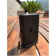 Cover for Billet - Lattuga cover special edition - Black with black thread - SVT