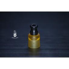 Cap Ultem Kit - Speed Revolution Mini Ø1.2mm + Drip Tip Lips Derlin Black - SVT