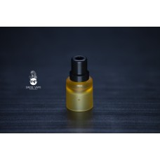 Cap Ultem Kit - Speed Revolution Mini Ø1mm + Drip Tip Cylinder Derlin Black - SVT