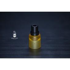 Cap Ultem Kit - Speed Revolution Mini Ø1.2mm + Drip Tip Cylinder Derlin Black - SVT