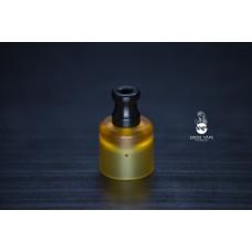 Cap Ultem Kit - Speed Revolution Ø1.2mm + Drip Tip Lips Derlin Nero - SVT