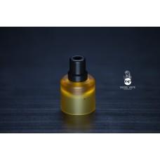 Cap Ultem Kit - Speed Revolution Ø1.2mm + Drip Tip Cylinder Derlin Nero - SVT