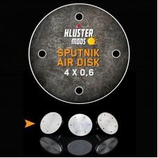 Sputnik Air Disk (1 disk 4x0,6) - Kluster Mods