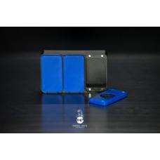 Save Boro Tank Box - Nero con sportelli blu - SVT