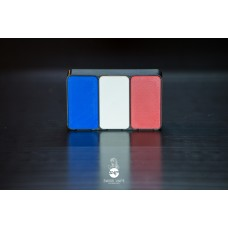 Save Boro Tank Box - Nero con sportelli France edition - SVT