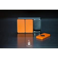 Save Boro Tank Box - Nero con sportelli arancioni - SVT