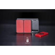 Save Boro Tank Box - Grigio con sportelli rossi - SVT