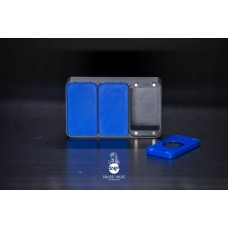 Save Boro Tank Box - Grigio con sportelli blu - SVT