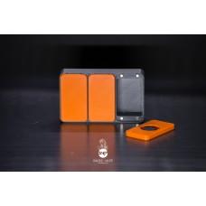 Save Boro Tank Box - Grigio con sportelli arancioni - SVT