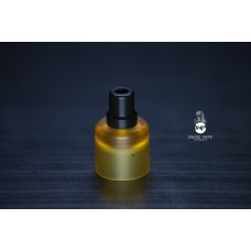 Cap Ultem Kit - Speed Revolution Ø1mm + Drip Tip Cylinder Derlin Nero - SVT